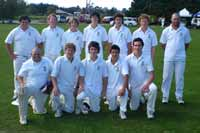 Roncalli College Cricket Team 2008-09 Season - click to enlarge