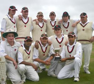 Rowdy starred with 94 when Timaru Cricket Club won the Tweedy Cup Two Day competition for the South Canterbury Cricket 2007-08 season.