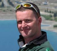 Shane Gilkison - Cricket Development Officer