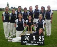 Timaru Girls High Womens Cricket