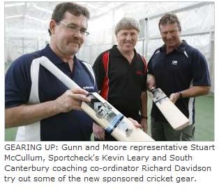 Cricket Sponsors
