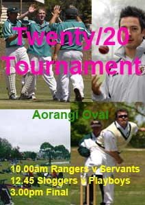 Twenty/20 Tournament.